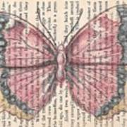 Antiopa Art Print