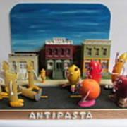 Antipasta    Art Print