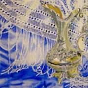 Antique Lace Art Print