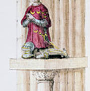 Antoine Des Essarts Art Print by Granger