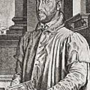 Antoine Perrenot De Granvelle, 1517 To Art Print