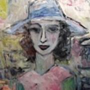 Antoinelle Art Print
