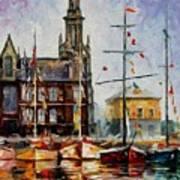 Antwerp - Belgium Art Print