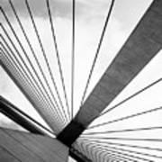 Anzac Bridge Art Print
