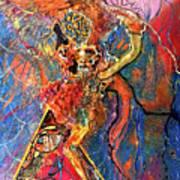 Apache Cosmogony  Art Print