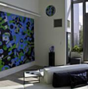 Apartment In Dumbo Art Print
