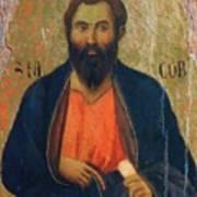 Apostle Jacob 1311 Art Print