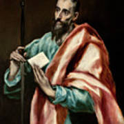 Apostle Saint Paul Art Print