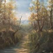 Appalachian View  Art Print