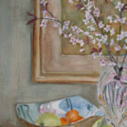 Apples And Oranges Print by Jenny Armitage