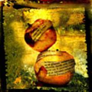 Apples Art Print by Bernard Jaubert