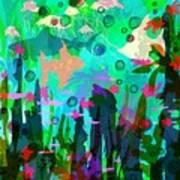 Aquaphoria Art Print