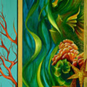 Aquatica Art Print