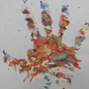 Arab Spring One Art Print