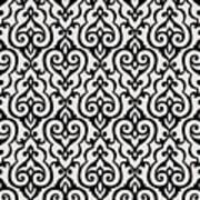 Arabesque Art Print