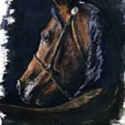Arabian Art Print