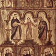 Aragon: Jesus & Disciples Art Print