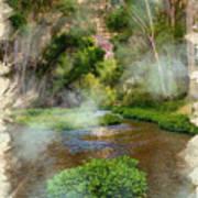 Aravaipa Creek Art Print