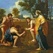Arcadian Shepherds Art Print