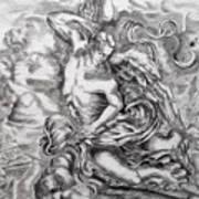 Arch Angel Art Print
