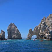 Arch At Cabo San Lucas Art Print