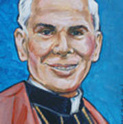 Archbishop Fulton J. Sheen Art Print