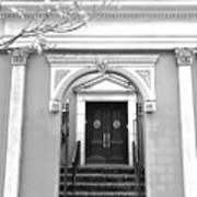 Arched Doorway Art Print