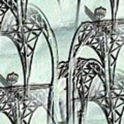 Arches 4 Art Print by Tim Allen