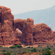 Arches Formation 22 Art Print