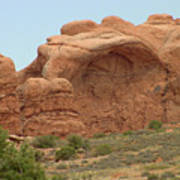 Arches Formation 30 Art Print