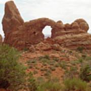 Arches Formation 39 Art Print