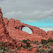 Arches National Park 1 Art Print