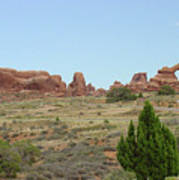 Arches National Park 21 Art Print
