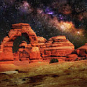 Arches National Park 44 Art Print