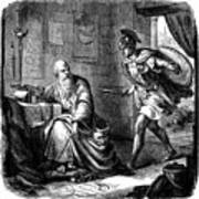 Archimedes (c287-212 B.c.) Print by Granger