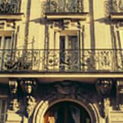 Architecture In Paris Art Print