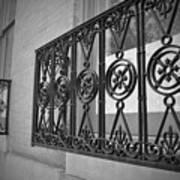 Architecture Of Vernon Place Art Print