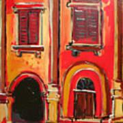 Arco Di Firenze Art Print