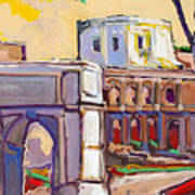 Arco Di Romano Art Print