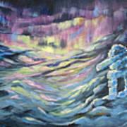 Arctic Experience Art Print