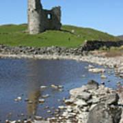 Ardvreck Castle Scotland Art Print