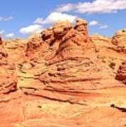 Arizona Desert Dreamscape Art Print