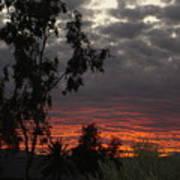 Arizona Sunset II Art Print