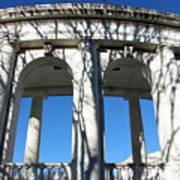 Arlington Amphitheater From The Outside Art Print