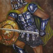 Armor Of God Ephesians  Art Print