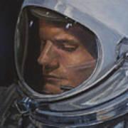 Armstrong- Gemini Viii Art Print