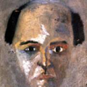 Arnold Schoenberg Art Print