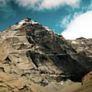 Around Holy Kailas Himalayas Tibet Yantra.lv Art Print