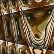 Arrowhead Feather Art Print