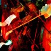 Art And Music Painting Art Print